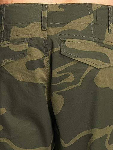 b star pantalón G Pantalones Premium Cortos Hombres Dc Camuflaje Rovic RYqPSxdPw
