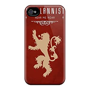 Iphone 6plus KNo3976uuAt Support Personal Customs Realistic Game Of Thrones House Lannister Pattern Perfect Hard Cell-phone Case -ErleneRobinson