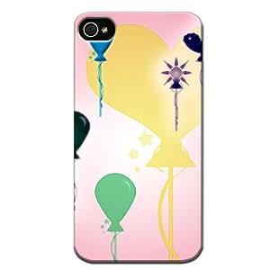 Fashion Design Protection For Iphone 4/4s Protective Hard Case Red 2e5JgioXV1L