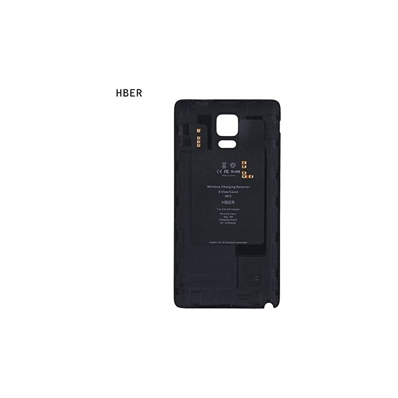 H-BER Charger Case Samsung Galaxy Note 4