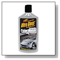 HS UltraGloss Carnauba Color Match Car Polish with PTFE results. The Professional Choice. 10 oz (1 PACK, SILVER)