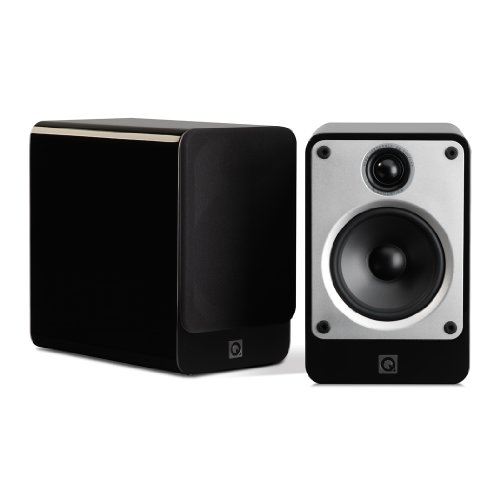 Q Acoustics Concept 20 Bookshelf Speakers (Pair) (...