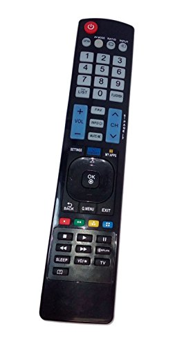 Replaced Remote Control Compatible for LG 32LF580B 50LF5800 50LF6100 55LF6090 60LF6100-UA 60LF6090 LED HDTV TV