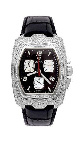 NEW! Aqua Master Men's Diamond Watch, 2.50 ctw by Aqua Master