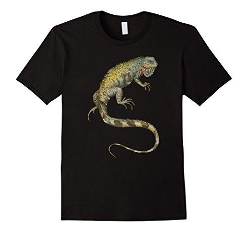 (Iguana t-shirt Tropical Lizard)