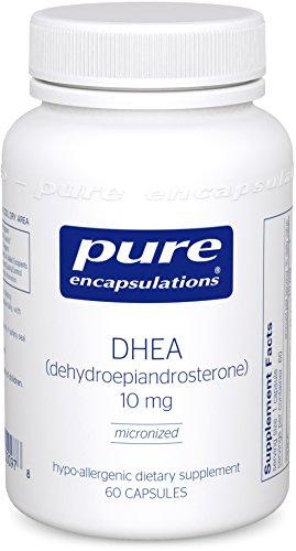 Pure Encapsulations Dehydroepiandrosterone Micronized Hypoallergenic