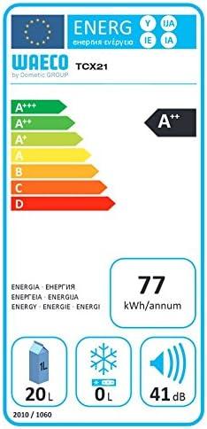 /12//230/V/ /Waeco Nevera port/átil termoelettrico Tropicool tcx/