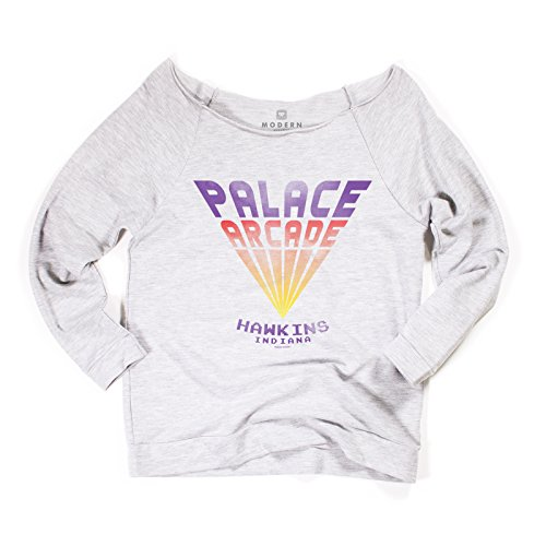 Superluxe Clothing Womens Palace Arcade 80s Vintage Off