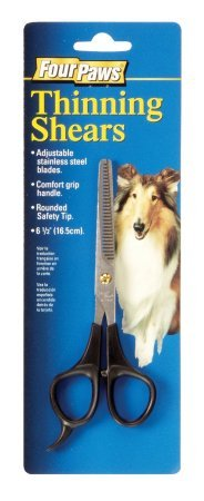 four-paws-dog-grooming-thinning-shears