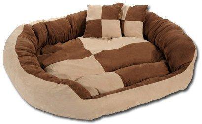 knuffelwuff dog bed wully xxl 115 x 100cm amazoncouk pet supplies