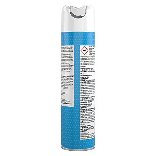 Diversey Good Sense Air Freshener - Water Based Odor Eliminating Spray - Sunshine Linen (6 Pack) by Diversey (Image #3)