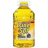 Pine-Sol Lemon Fresh Multi-Surface Cleaner, 100 oz