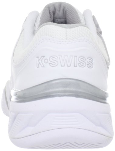 Gull Women's Swiss White Tennis BigshotII Shoe Grey K x41CqwYw