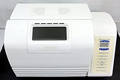 West Bend 41085 Bakery Style 2 Lb Automatic Bread and Dough Maker Machine