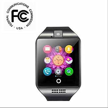 Reloj inteligente de Bluetooth Smartwatch,Podómetro,Actividad ...