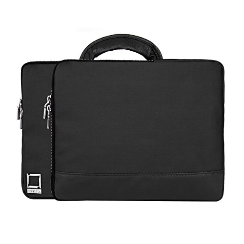 lencca-divisio-onyx-black-twill-sleeve-with-handle-for-google-pixel-c-tablet-pc