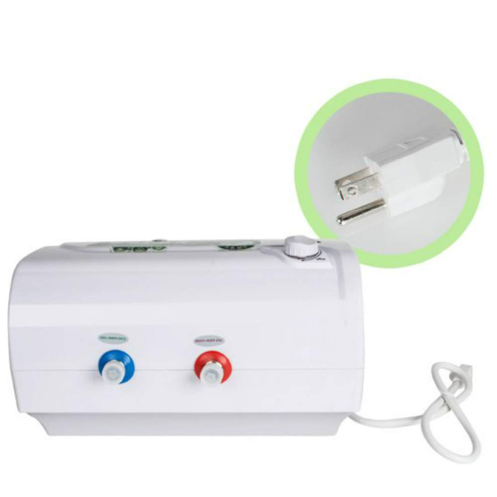 1500W 30℃~65℃ 8L tank Electric Hot Water Heater Household Bathroom Kitchen USA Shipping FAST