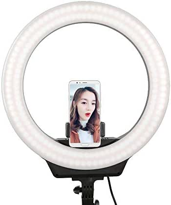 Ring Beauty Lamp, LED Beauty Makeup Live Selfie Network Red Makeup Lamp, High Intensity Does not Hurt The Eye