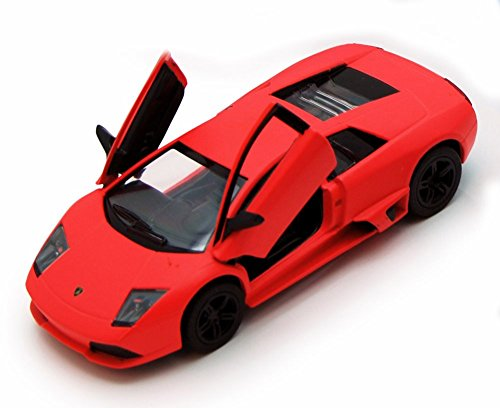 Kinsmart Lamborghini Murcielago LP640, Orange 5370D - 1/36 scale Diecast Model Toy Car, but NO BOX