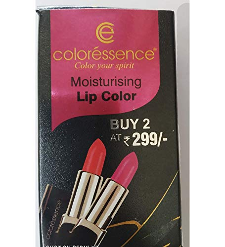 Coloressence Lip Color Pack of 2 LCM1+LC20