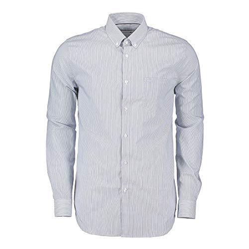 Uomo Lacoste Bianco Uomo Camicia Camicie Camicie Lacoste Camicia Lacoste Bianco Hwwrf0xqU
