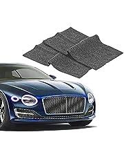 2 Stuks Nano Sparkle Doek Voor Auto Krasverwijdering Multifunctionele Auto Krasverwijderaar Reparatiedoek Autolak Polijstdoeken Tool Voor Het Repareren Van Lichte Krasverf Autoverzorging Schoonheid