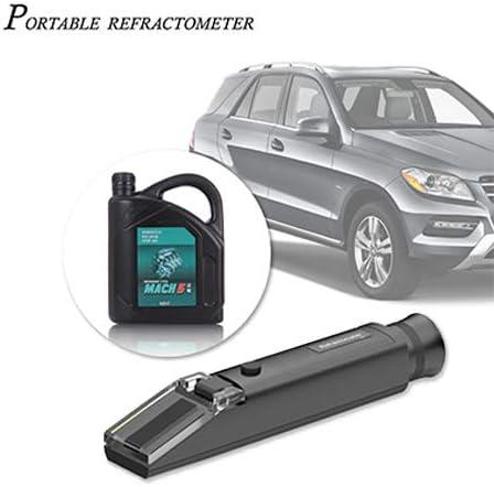 Solar- /& Heizungsanlage /Äthylen- /& Propylene-Glykol. OCS.tec Refraktometer Handrefraktometer Frostschutz Maschinen RK2 Batterie