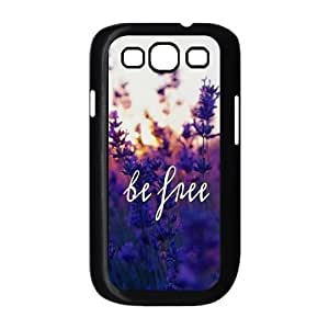 Be Free The Unique Printing Art Custom Phone Case for Samsung Galaxy S3 I9300,diy cover case ygtg580134 by icecream design