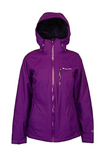 Columbia Omni-Point Nordic Point II Interchange Womens Ski Jacket (M)
