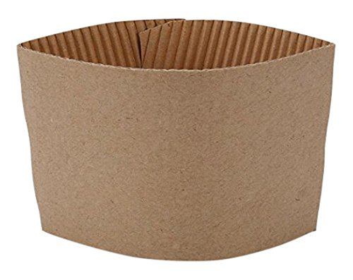 Sipoes Piece Protective Corrugated Sleeve product image