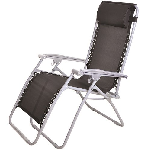 Textoline Reclining Garden Chair. Amazon co uk  Sunloungers   Garden Furniture   Accessories  Garden