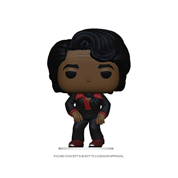 Funko Pop! Rocks: James Brown - James Brown, Multicolor, Model:41140 1