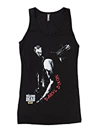 Walking Dead Daryl Dixon Tank Top (Women's)