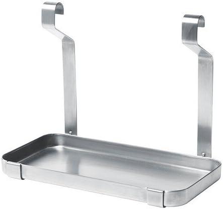 Ikea Grundtal – Estantería de acero inoxidable: Amazon.es: Hogar