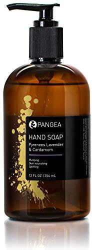 Pangea Organics Hand Soap (Pyrenees Lavender & Cardamom) (Pangea Organics Organic Soap)