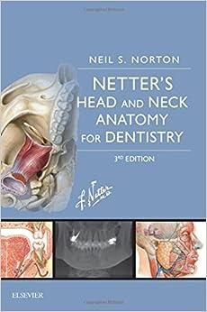 Netter 39:s Head and Neck Anatomy for Dentistry, 3e (Netter Basic Science)