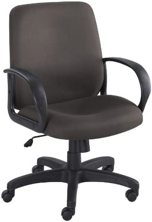 Safco Products Poise Executive Mid Back Chair