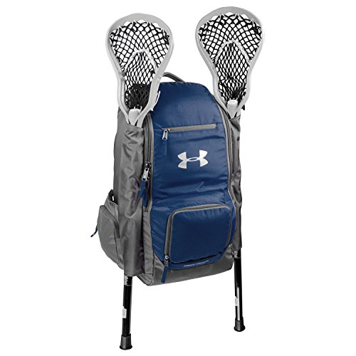 Under Armour Men's LAX Lacrosse Backpack Bag Navy Size One Size