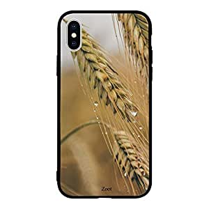 iPhone XS Wheat grass