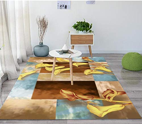 LONIY Rectangle Carpet Cute Animal Printed Kids Room Play Tents Area Rugs Home Decor Carpets Outdoor Entrance Mats