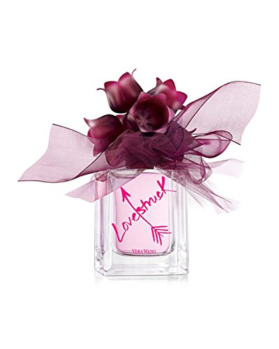 Love Struck Eau De Parfum Spray for Women by Vera Wang, 3.4 Ounce -