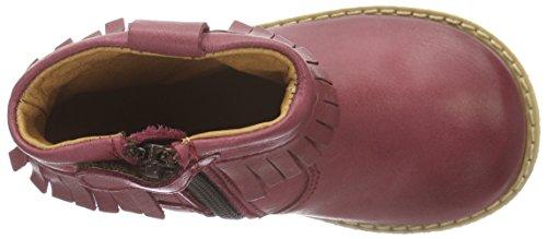 Froddo Froddo Girls Children Ankel Boots - Botas de senderismo Bebé-Niños Rojo - rojo (Bordeaux)