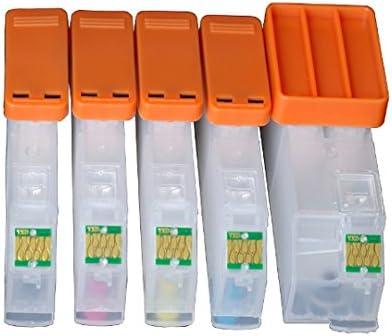 Cartuchos recargable para Epson XP-530 xp-540 XP-630 XP-635 xp-640 ...