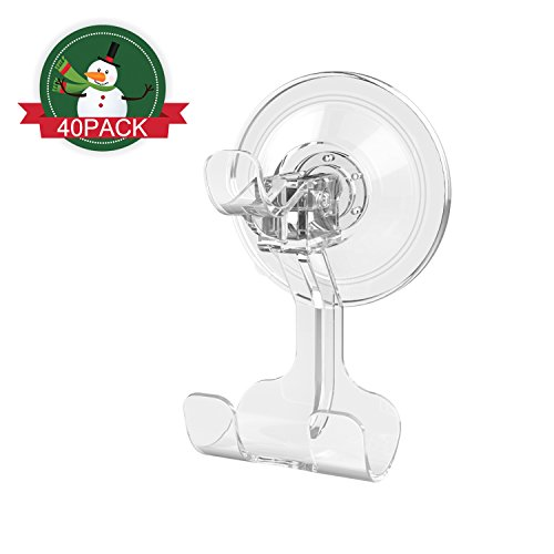 Ilikable Suction Razor Holder Shower Suction Hooks Wreath Hanger