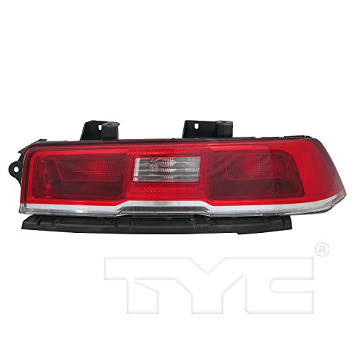 Price comparison product image TYC 11-6743-00-1 Replacement Right Tail Lamp for Chevrolet Camaro