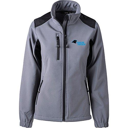 (Dunbrooke Apparel Women's Softshell Jacket, Graphite, Large )