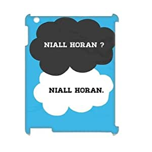 Niall Horan Design Discount Personalized 3D Hard Case Cover for iPad 2,3,4, Niall Horan iPad 2,3,4 3D Cover