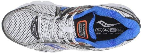 SAUCONY Pro Grid Echelon 3 Scarpa da Running Uomo Bianco/Blu