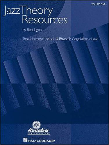 Download bøger ipod nano Jazz Theory Resources: Volume 1 PDF iBook PDB 0634038613