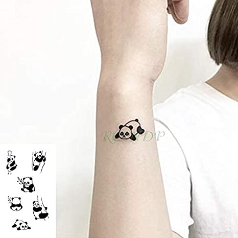 BRT Impermeable Tatuaje Temporal Tatuajes Sol Luna Planeta Tatuaje ...